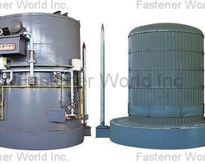 BELL TYPE ANNEALING (SPHEROIDIZING) FURNACE(SAN YUNG ELECTRIC HEAT MACHINE CO., LTD. )