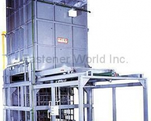 CAR-TYPE ALUMINUM ALLOY T4 HEAT TREATMENT FURANCE(SAN YUNG ELECTRIC HEAT MACHINE CO., LTD. )