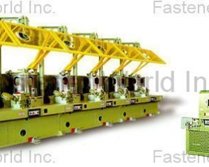 CONTINUOUS WIRE DRAWING MACHINE(AN CHEN FA MACHINERY CO., LTD. )