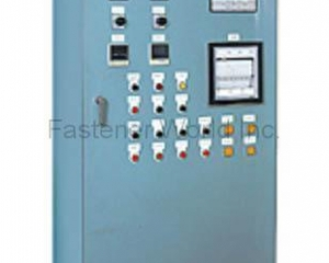 AUTOMATIC TEMPERATURE CONTROL PANEL(SAN YUNG ELECTRIC HEAT MACHINE CO., LTD. )