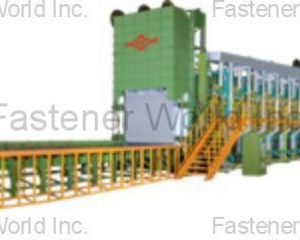 CHAMBER TYPE SPHEROIDIZING ANNEALING FURNACE(SAN YUNG ELECTRIC HEAT MACHINE CO., LTD. )