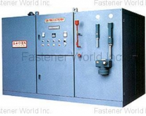 HEATING TYPE GAS GENERATOR FURNACE (EXOTHERMIC GAS)(SAN YUNG ELECTRIC HEAT MACHINE CO., LTD. )