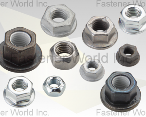 Hex Nut / Hex Flange Nut(FONG WUNS CO., LTD. )