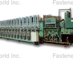 CONTINUOUS BRIGHT CARBURIZING QUENCHING FURNACE(SAN YUNG ELECTRIC HEAT MACHINE CO., LTD. )