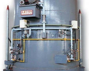 BELL-TYPE ANNEALING (SPHEROIDIZING) FURNACE(SAN YUNG ELECTRIC HEAT MACHINE CO., LTD. )