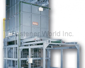 CAR-TYPE ALUMINUM ALLOY T4 HEAT TREATMENT FURNCE(SAN YUNG ELECTRIC HEAT MACHINE CO., LTD. )