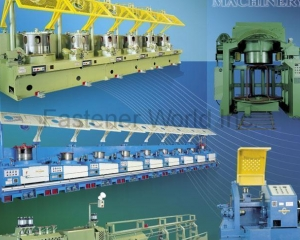 Wire Drawing Machines(AN CHEN FA MACHINERY CO., LTD. )