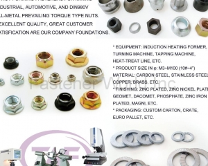 Hot Forming Fasteners