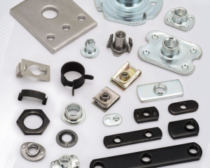 2019 DM, Customized Parts, Brass Inserts & Self-Clinching Parts, Riveting Parts, Stamping Parts
