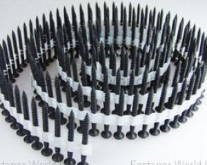 Collated screw(JAU YEOU INDUSTRY CO., LTD.)